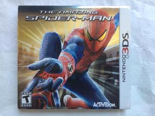 Spider Man Nintendo 3ds. Envíos Todo Chile