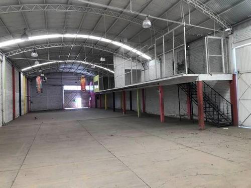 Imagen 1 de 9 de Bodega Industrial En Renta San Isidro