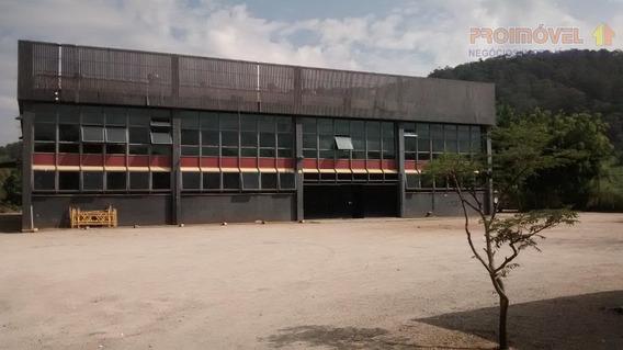 Galpão Industrial - São Roque/sp - Ga0004