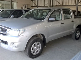 Toyota Hilux 2.5 Dx Pack Cab Doble 4x2 2010