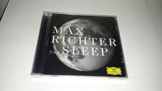 Cd Max Richter From Sleep Original Novo Lacrado