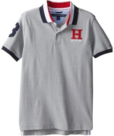 Playera Tipo Polo Tommy Hilfiger