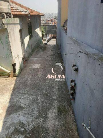 Terreno À Venda, 300 M² Por R$ 360.000 - Jardim Alzira Franco - Santo André/sp - Te0284