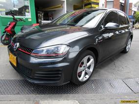 Volkswagen Golf Gti Dsg Tp 2000cc T 5p