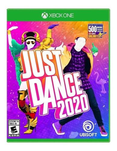 Just Dance 2020 Físico Xbox One Ubisoft
