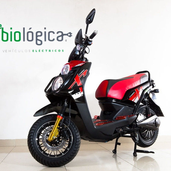 Moto Energy Bws X Eléctrica - (reemplaza Yamaha Bws At 125)