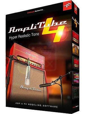 Amplitube 4 V4.9.1 Completo (win, Osx) Ik Multimedia