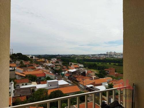 Imagem 1 de 22 de Apartamento Residencial Colline Com 2 Dormitórios À Venda, 50 M² Por R$ 250.000 - Vila Santa Maria - Americana/sp - Ap1227