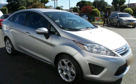 Ford Fiesta Mecanico 1.6 Full
