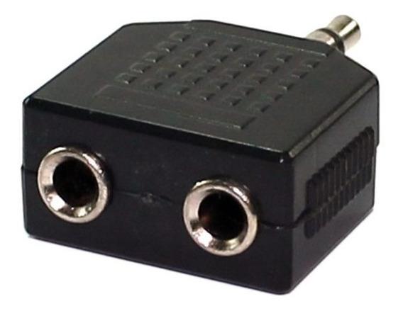 Adaptador P2 Duplo Para Microfone Em Dslr P2/p2