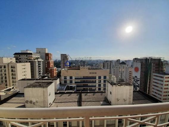 Apartamento À Venda No Jardim Paulista, 48 M², 02 Dormitórios, 01 Vaga, Próximo Ao Metrô - Ap2080at