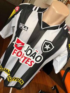 Camisa Botafogo 2011 Fila