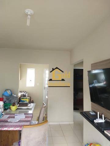 Casa Com 2 Dormitórios Para Alugar, 46 M² Por R$ 750,00/mês - Cristo Redentor - Ribeirão Preto/sp - Ca0503