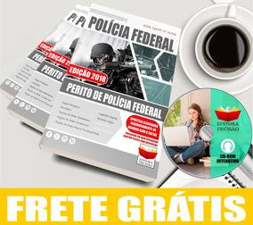Apostila Pf - Perito De Polícia Federal 2018 Atualizada