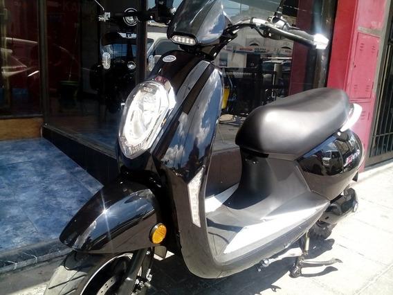 Scooter Electrico Sunra Grace Batería Litio 20 Ah Ciclomotor