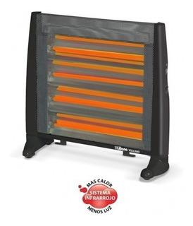 Panel Radiante Infrarrojo Liliana Vulcano Ci640 2400w