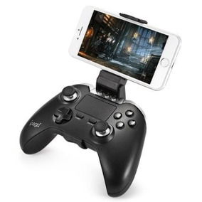 Controle Joystick Bluetooth Ípega 9069 Com Touchpad