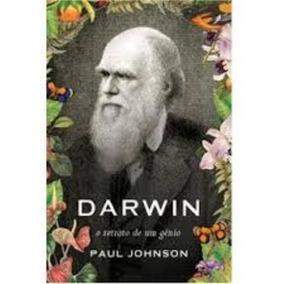 Livro Darwin Retrato De Um Gênio - Paul Johnson