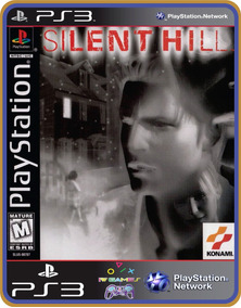 Ps3 Silent Hill Ps One Classic - Midia Digital