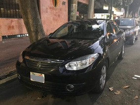 Renault Fluence 2.0 Dynamique Pack 2011 Color Negro Equipado