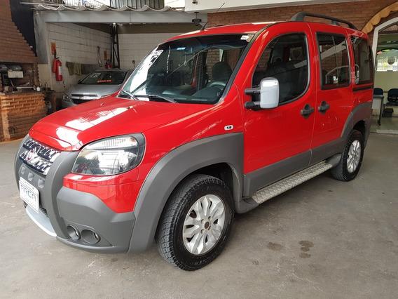 Fiat Doblo 1.8 Adventure Flex 2015