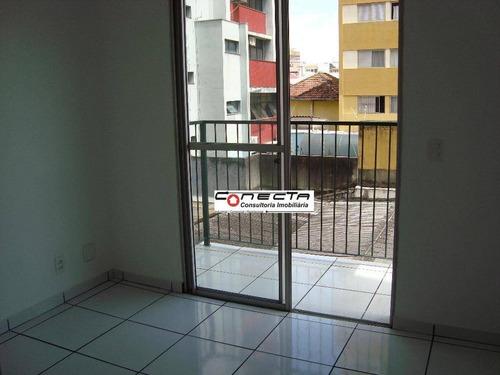 Imagem 1 de 8 de Apartamento Residencial À Venda, Botafogo, Campinas. - Ap0236