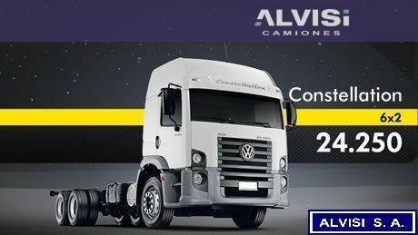 Volkswagen 24-250 Constellation Cummins A/a Precio Sin Iva