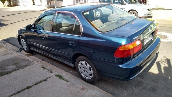 Honda Civic 1999 - Azul