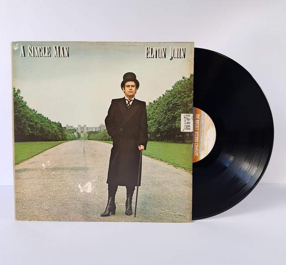 Lp Elton John - A Single Man