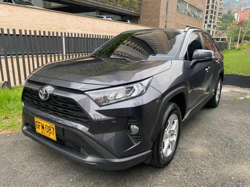 Toyota Rav 4 2.0 At 4x2 Como Nueva! Sin Pico Y Placa!