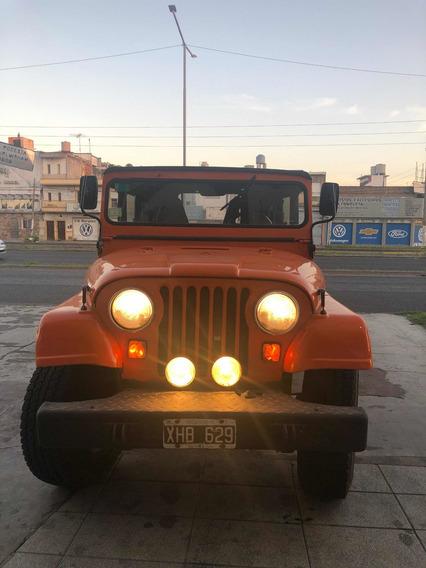 Jeep Ika Corto 4x4