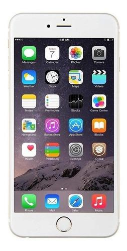 Celular Smartphone Apple iPhone 6 Plus 128gb Dourado - 1 Chip