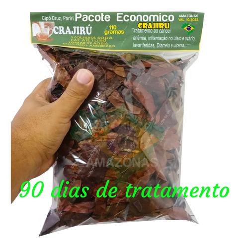 Crajiru Pariri Especiais Do Amazonas 90 Dias De Tratamento//
