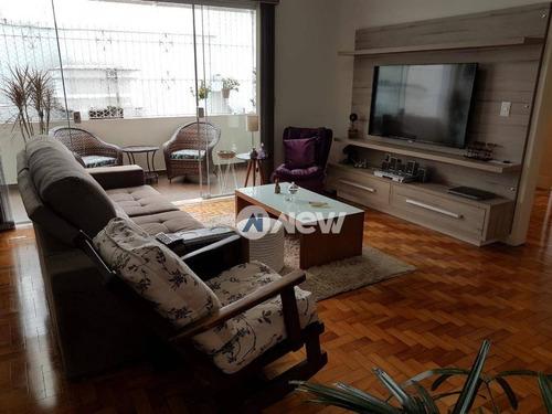 Imagem 1 de 19 de Apartamento Com 3 Dormitórios À Venda, 116 M² Por R$ 328.600,00 - Ideal - Novo Hamburgo/rs - Ap2663