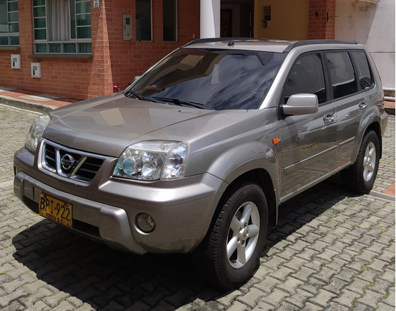 Nissan X-trail 2003, 2.5lit, 4x4, Automática Japonesa