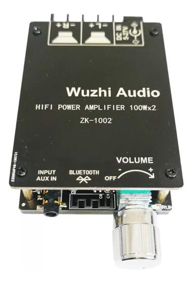 Mini Amplificador 200 Watts
