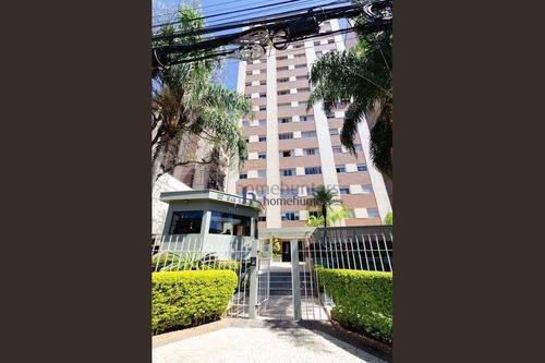 Apartamento Com 3 Dormitórios À Venda, 98 M² Por R$ 398.000,00 - Centro - Campinas/sp - Ap6763