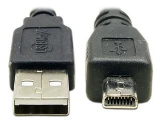 Cable Usb Nikon Uc-e6 Sony Dsc-w800 Dscw800 W800 Dsc-w810