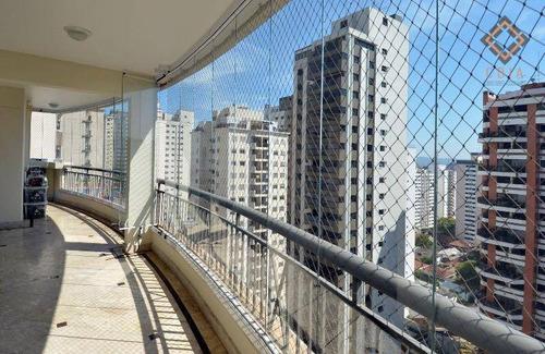 Apartamento Com 3 Dormitórios À Venda, 190 M² Por R$ 2.550.000,00 - Vila Pompeia - São Paulo/sp - Ap42721