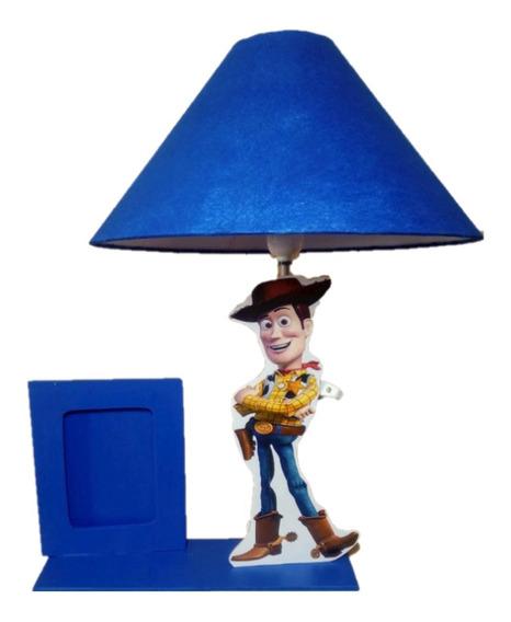 Lámparas Económicas Infantiles Fiesta Toy Story Centro Mesa