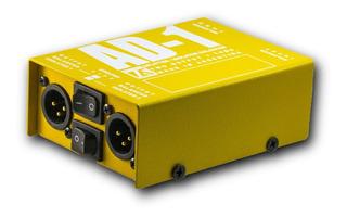 Ta - Ad-1 - Splitter De Audio - Divisor/aislador 600/600/600
