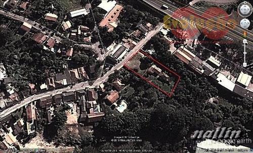 Terreno Industrial À Venda, Bairro Da Ponte, Itatiba - Te0496. - Te0496