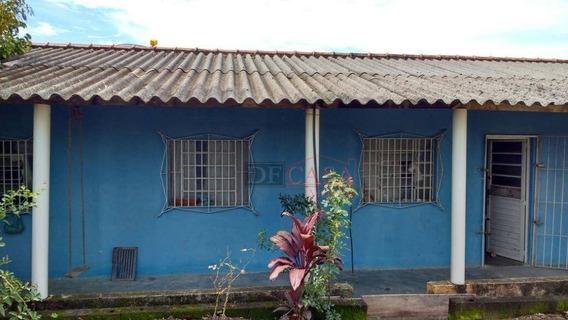 Chácara Rural À Venda; Santa Branca; Com Escritura, Centro, Santa Branca. - Ch0005