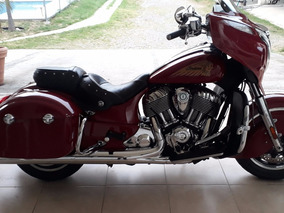 Indian Chieftain 2015 Poco Uso Harley Honda Suzuki Kawasaki