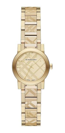 Reloj Burberry Mujer The City Bu9234 Original Importado