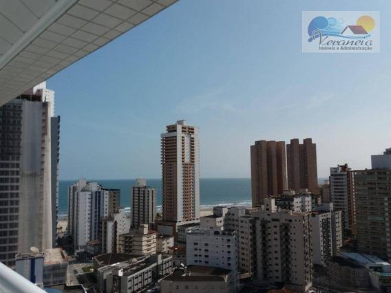 Apartamento À Venda, 125 M² Por R$ 499.000,00 - Boqueirão - Praia Grande/sp - Ap2972