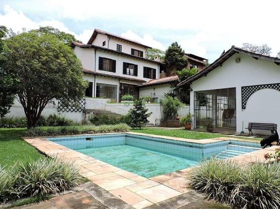 Casa Para Venda Em Jandira, Altos De São Fernando, 5 Dormitórios, 4 Suítes, 7 Banheiros, 7 Vagas - 36_1-876371