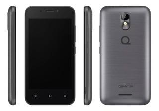 Celular Libre Quantum Mini 8gb 512mb Ram Quadcore Android Go