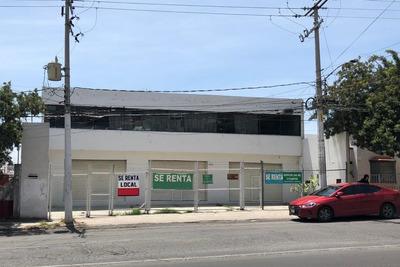 Edificio Comercial En Renta Villas Del Parque