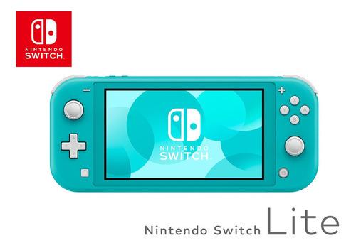 Consola Nintendo Switch Lite